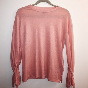 Topshop Long Sleeve Shirt